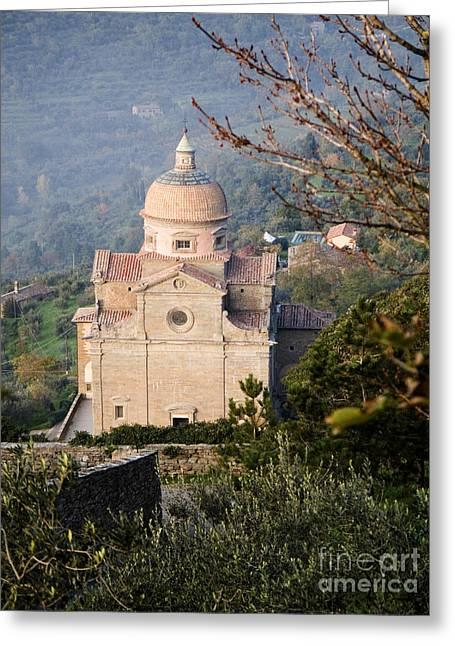 Santa Maria Nuova, Italy Greeting Card