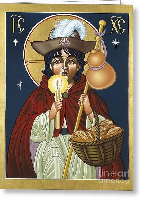 Santo Nino De Atocha 133 Greeting Card