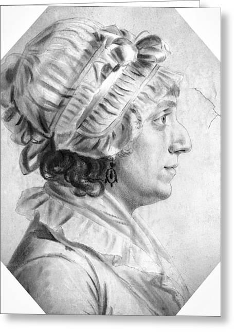 Sarah Tayloe Washington (1765-1835) Greeting Card by Granger