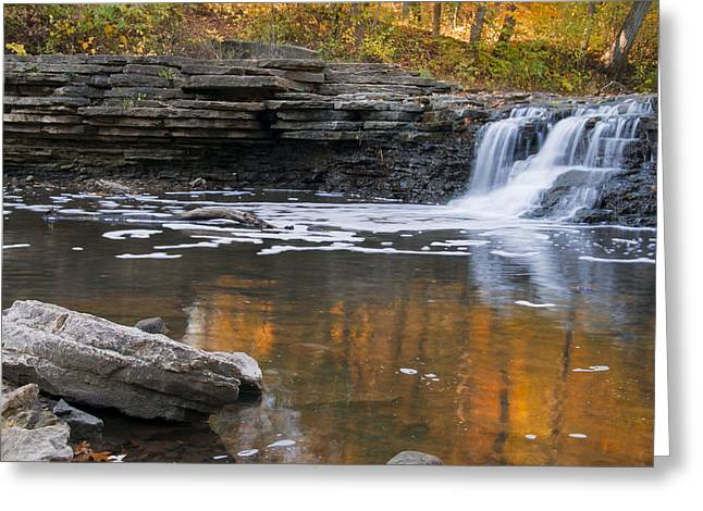 Sawmill Creek 3 Greeting Card