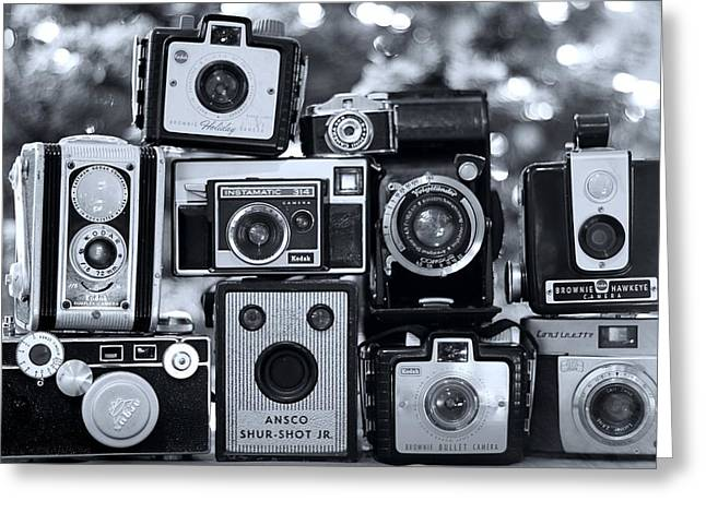Greeting Card featuring the photograph Say Cheese by Elizabeth Budd