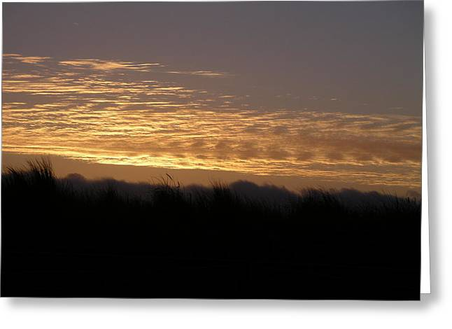 Greeting Card featuring the photograph Scattered Clouds by Cynthia Marcopulos