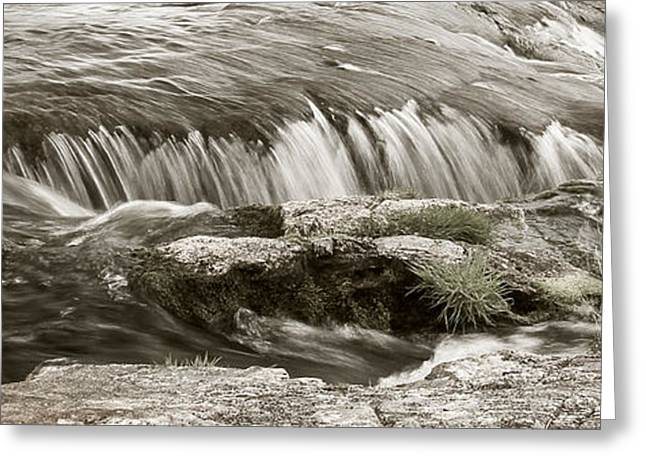 Greeting Card featuring the photograph Scottish Water by Juergen Klust