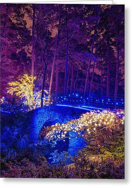 Stone Bridge - Crop Greeting Card