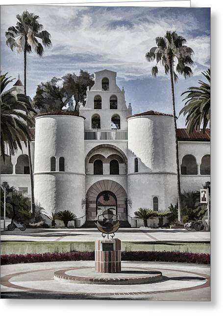 Hepner Hall Greeting Card