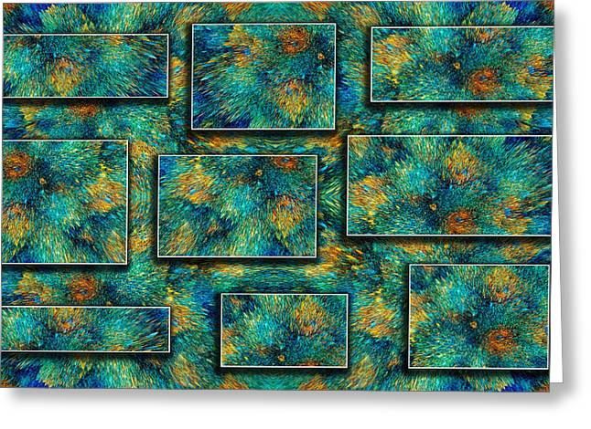 Sea Coral Greeting Card by Betsy Knapp