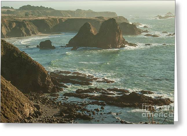 Seascape  1.7107 Greeting Card