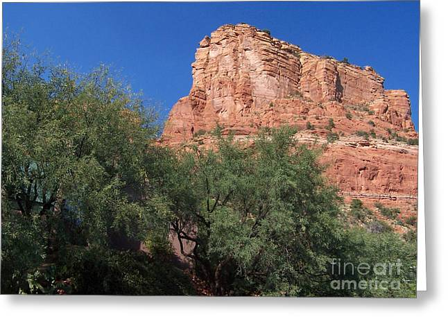 Sedona 2 Greeting Card