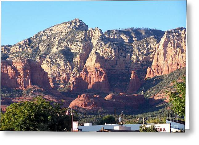 Sedona 3 Greeting Card