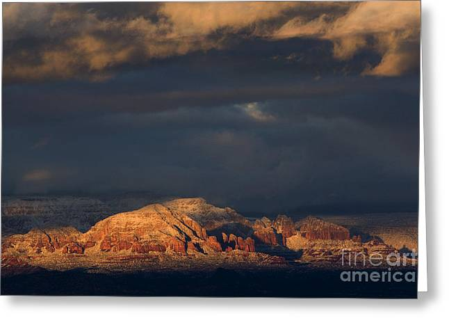 Sedona Arizona After The Storm Greeting Card