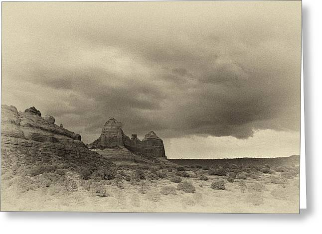 Sedona Landscape Greeting Card