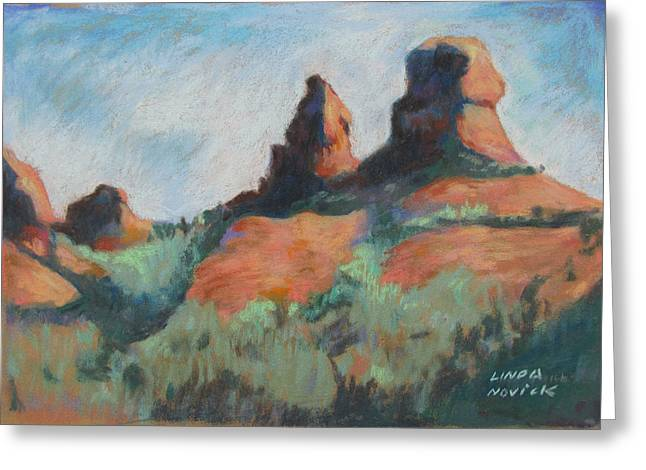 Sedona Sisters Greeting Card