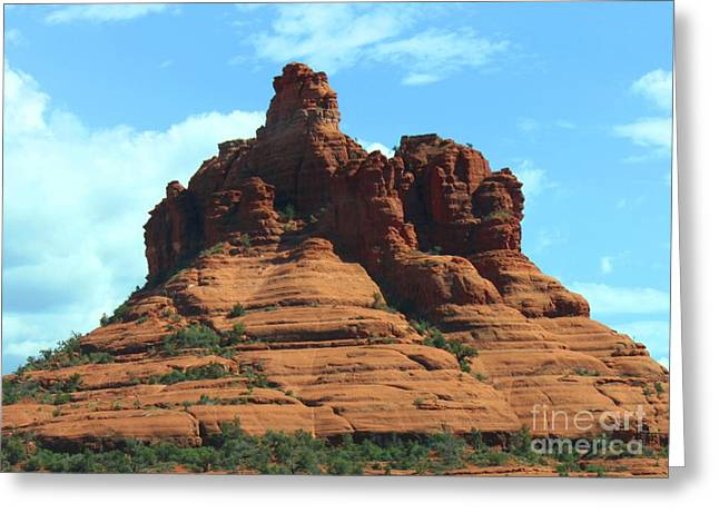Sedona's Red Rock Greeting Card