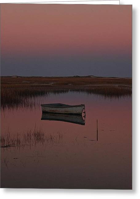Greeting Card featuring the photograph Serenity 2 by Amazing Jules