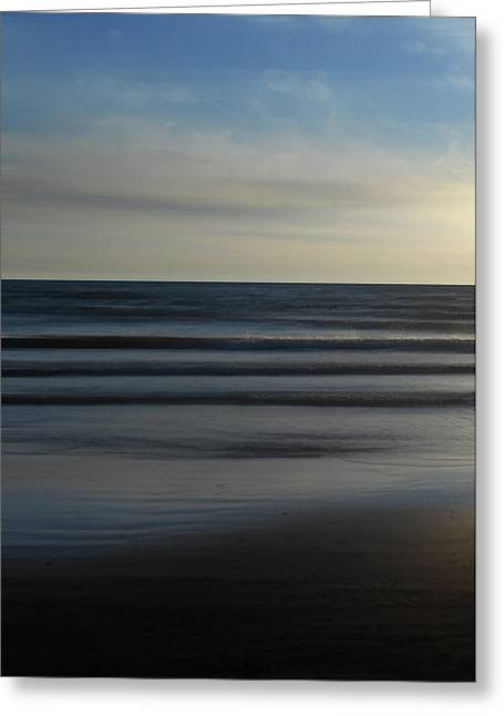 Serenity - Sauble Beach Greeting Card