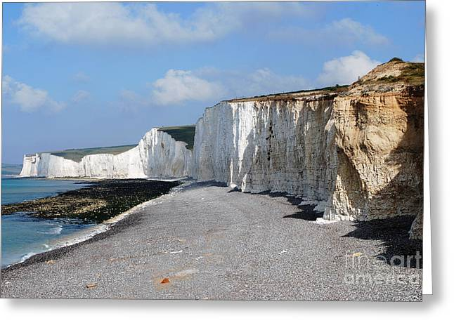 Seven Sisters Greeting Card by Scott D Welch