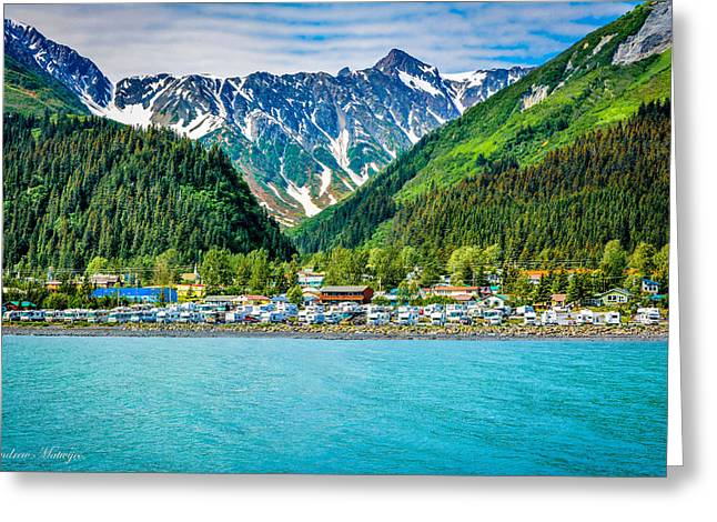 Seward Greeting Card