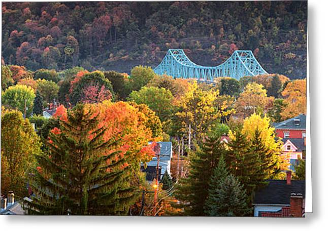 Sewickley Pa 1 Greeting Card