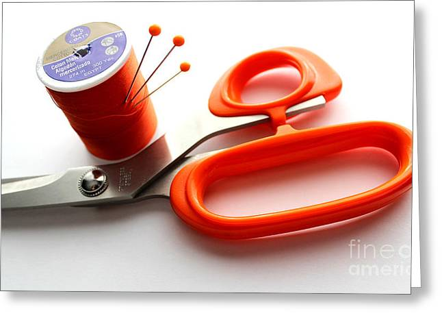 Sewing Essentials Greeting Card
