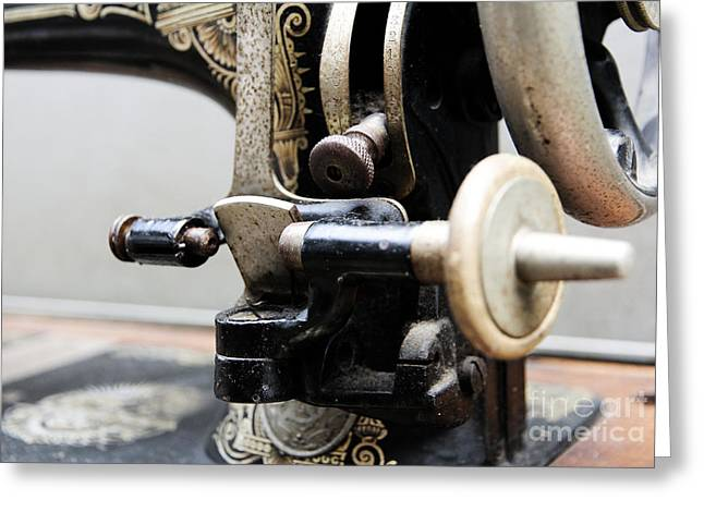 Sewing Machine 1 Greeting Card