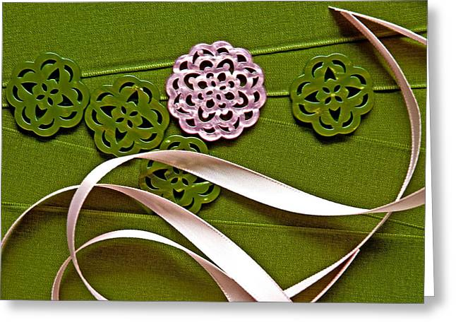 Sewing Notions Greeting Card