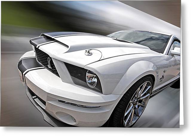 Sexy Super Snake Greeting Card
