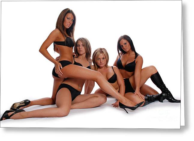 Sexy Times 4 Greeting Card by Jt PhotoDesign