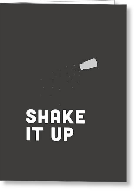 Shake It Up Greeting Card
