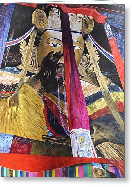 Shakyamuni Greeting Card