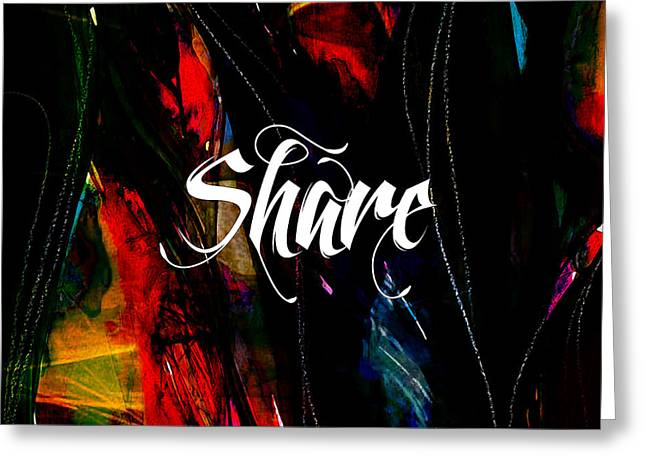 Share Greeting Card