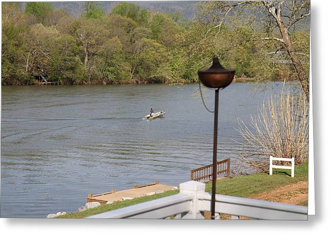 Shenandoah Valley - 011331 Greeting Card by DC Photographer
