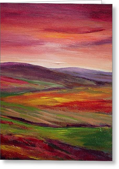 Shepherds Delight Greeting Card