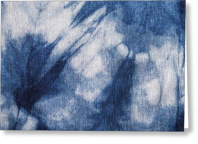 Shibori 16 Greeting Card by Aimee Stewart