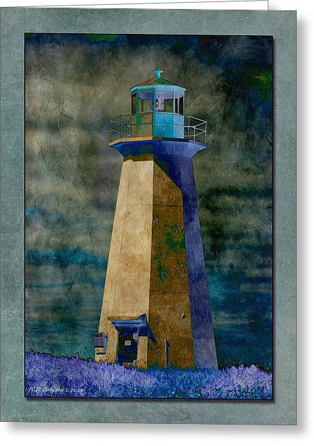 Shipwreck Point Lighthouse Greeting Card