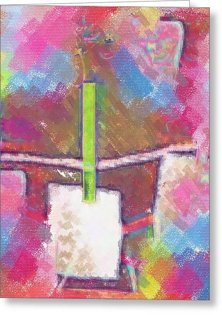 Shop Art Pop Art Greeting Card