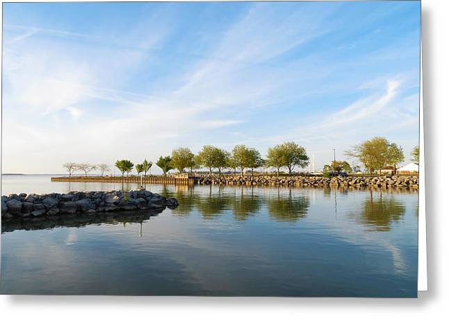Shoreline Park Greeting Card