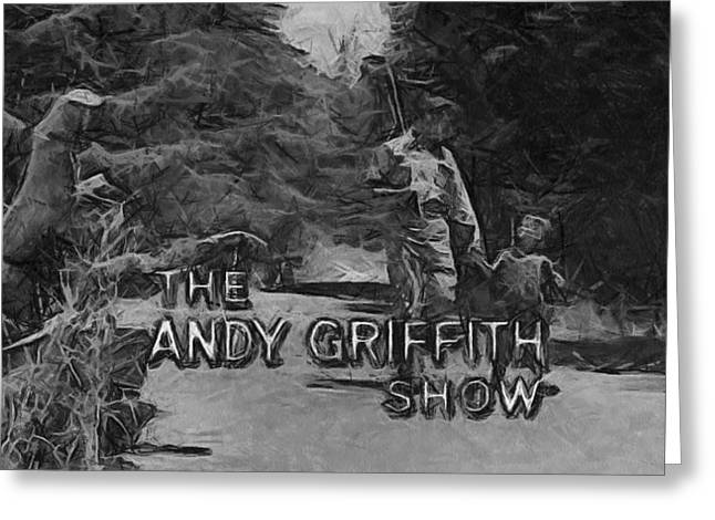 Show Cancelled Greeting Card