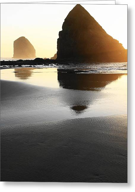 Silver Point Oregon Greeting Card