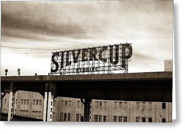 Silvercup Studios Greeting Card