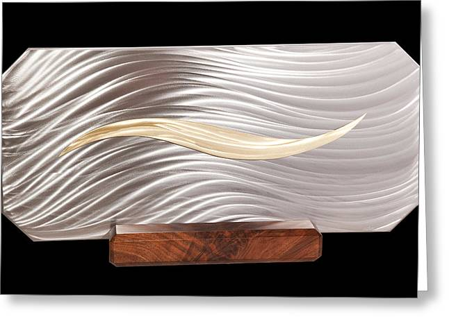 Simplicity Greeting Card by Rick Roth