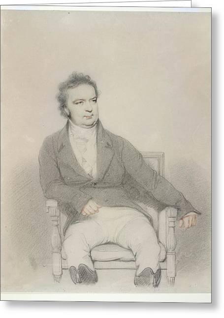 Sir Charles Theophilus Metcalfe Greeting Card