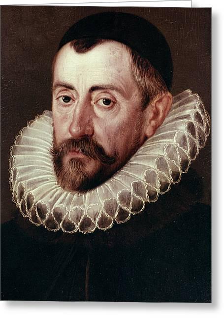 Sir Francis Walsingham (c1532-1590) Greeting Card by Granger