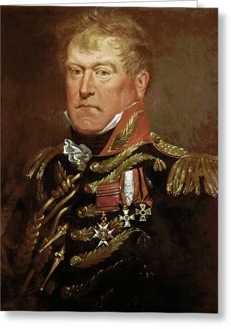 Sir George Wood (1767-1831) Greeting Card by Granger