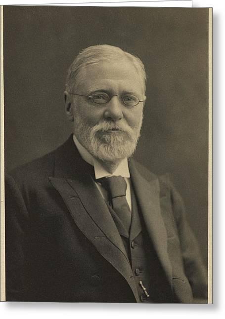Sir Henry Waterfield Greeting Card