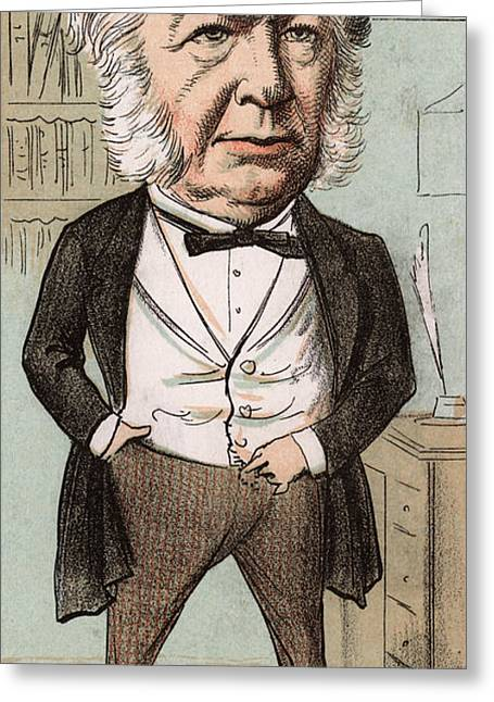 Sir John Elphinstone  Statesman Greeting Card by Mary Evans Picture Library