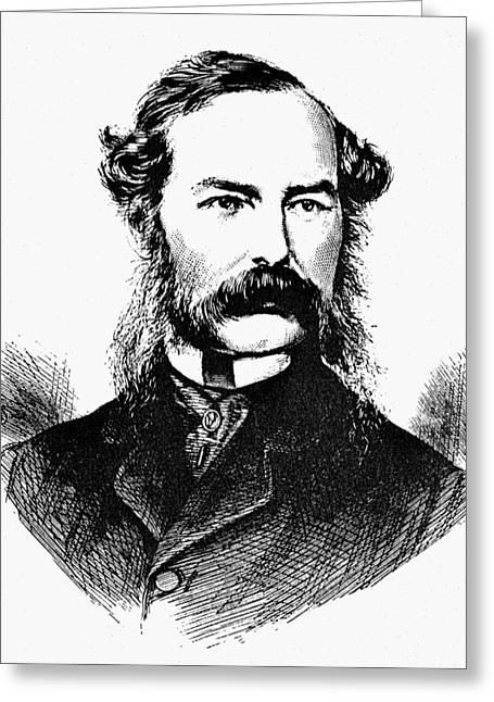 Sir John Tenniel (1820-1914) Greeting Card by Granger