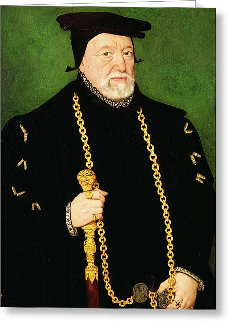 Sir Percival Hart, Unknown Artist, 16th Century Greeting Card