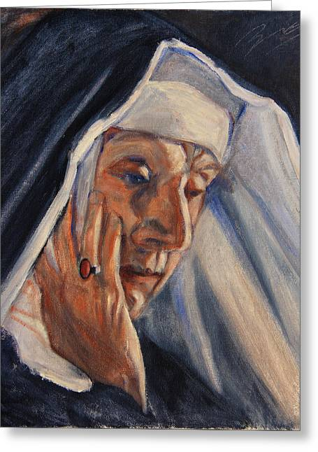 Sister Ann Greeting Card