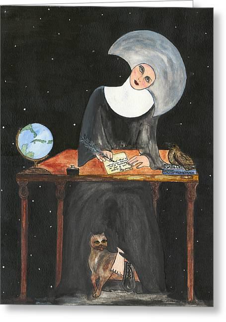 Sister Margaret Greeting Card