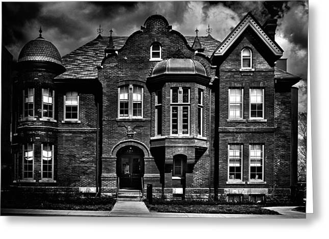 Sisters Of St. Joseph Heritage Building Toronto Canada Greeting Card